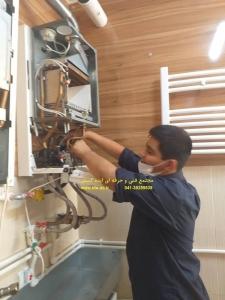 دوره آموزشی نصب،راه اندازی و تعمیر پکیج شوفاژ گازی(67)- تیر و مرداد 99-روزهای جمعه