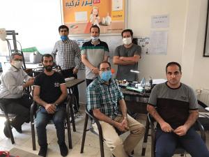 دوره آموزشی تعمیرات بردهای الکترونیک(13)- مرداد و شهریور 99-روزهای جمعه