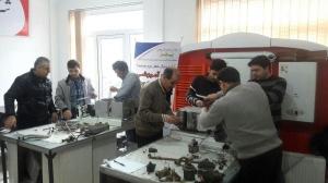 دوره آموزشی نصب ، راه اندازی و تعمیر پکیج شوفاژ گازی دیواری-آذر 97 (روزهای جمعه)