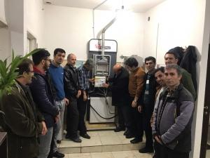 دوره آموزشی نصب ، راه اندازی و تعمیر پکیج شوفاژ گازی دیواری-دی - بهمن 97 (روزهای زوج) کد دوره: 2730682