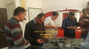 دوره آموزشی  تعمیر کار آبگرمکن دیواری (5A) -آبان و آذر 98 - روزهای دوشنبه ساعت 10-13